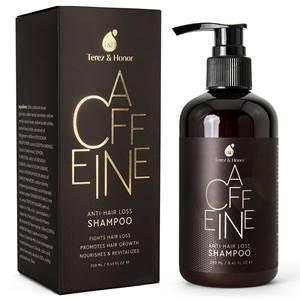 Terez & Honor Caffeine Anti-Hair Loss Shampoo