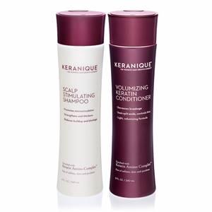 Keranique Shampoo and Conditioner