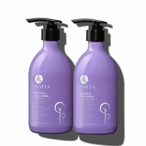 Luseta Biotin & Collagen Shampoo & Conditioner