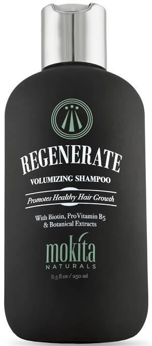 Mokita Naturals Regenerate Volumizing Shampoo